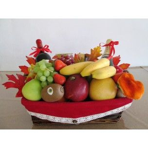 Fruit Gifts - Fresh Fruit & Healthy Gourmet Gifts | delivery to Belgium