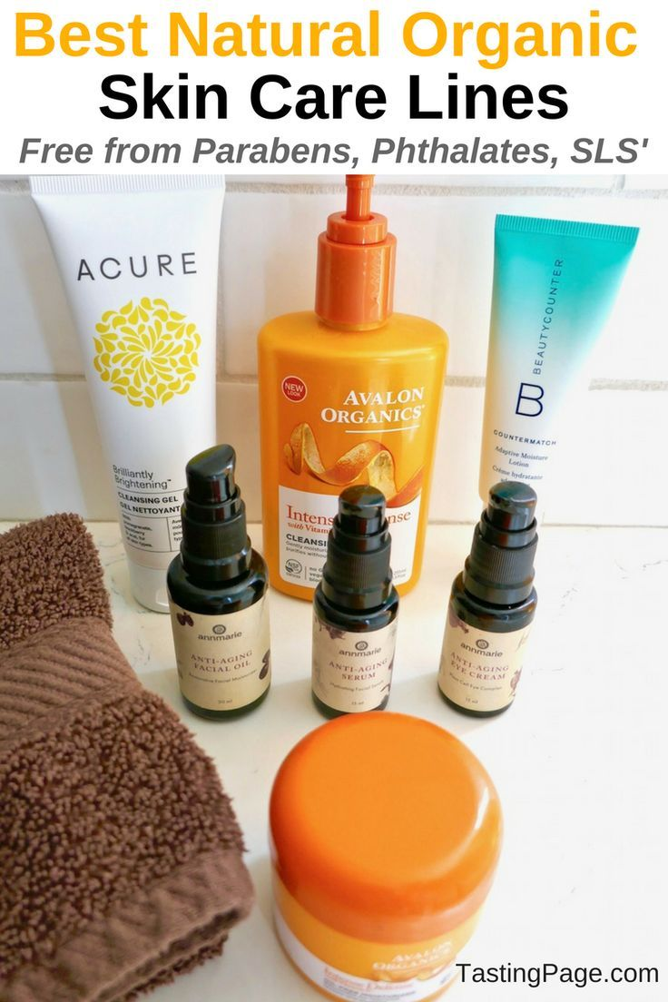 Best Natural Organic Skin Care Lines For Every Budget Tasting Page Organic Skin Care Lines Natural Organic Skincare Organic Skin Care