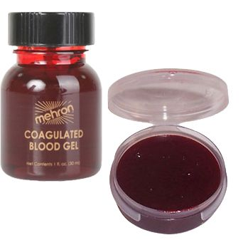 Mehron Coagulated Blood Gel - Sangre coagulada