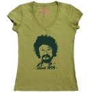 TNOT Women's Green 1979 Tee. David Suzuki T shirt? Yes please.