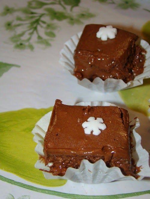 Cristina's world: Ciocolata de casa - dukan style