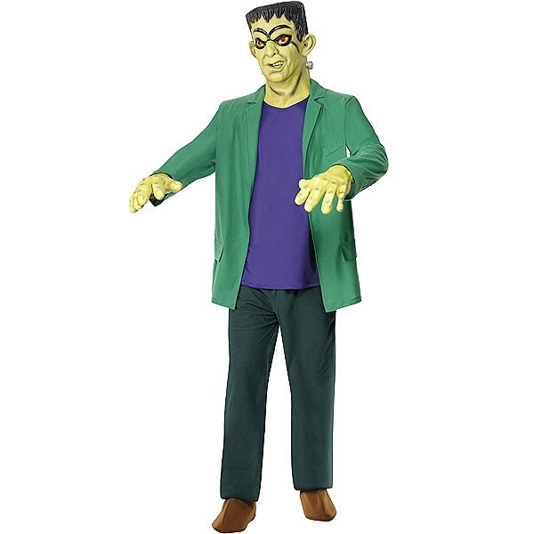 Disfraz verde de Frankenstein #miedo #terror #disfraces #halloween