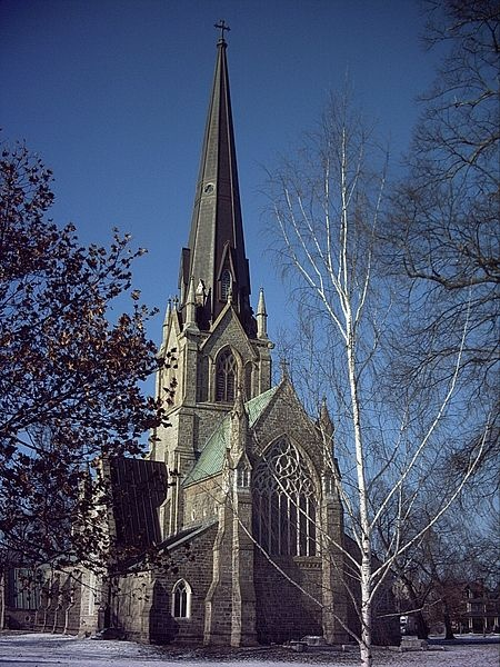 Christ Church Cathedral, Fredericton NB