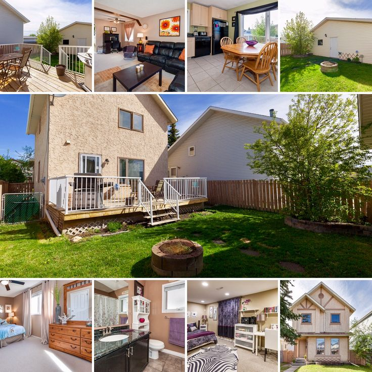 Reduced by almost $10,000...$379,900 181 Taradale Dr. NE - C4117123 This updated 2 storey home offers close to 1600 sq ft in total developed living space. 3 beds up plus potential for 4th down. 2.5 baths including 3 pc in the basement. And...an oversized 24 x 24 garage.