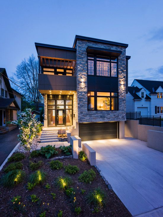 Awe Inspiring 17 Best Ideas About Modern Contemporary Homes On Pinterest Largest Home Design Picture Inspirations Pitcheantrous