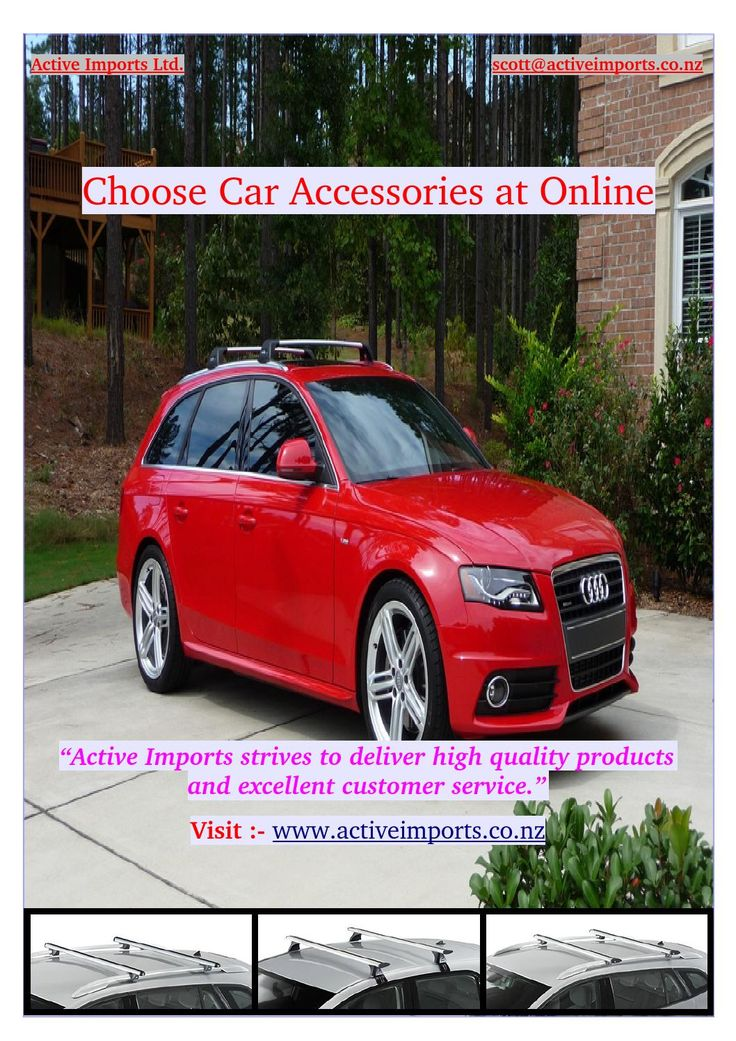 Are you searching for #roof #racks in #Auckland. Active Imports provides the best #roofracks for your modern #car, we strives to deliver high quality car #accessories and excellent customer service.