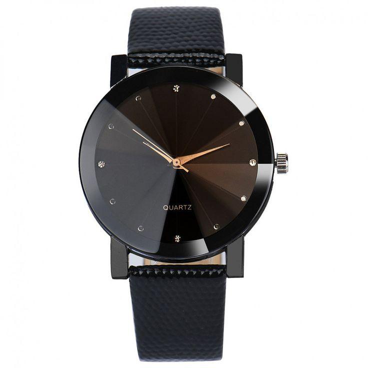 Stylové černé dámské hodinky – SLEVA 70% A POŠTOVNÉ ZDARMA Na tento produkt se vztahuje nejen zajímavá sleva, ale také poštovné zdarma! Využij této výhodné nabídky a ušetři na poštovném, stejně jako to udělalo již …