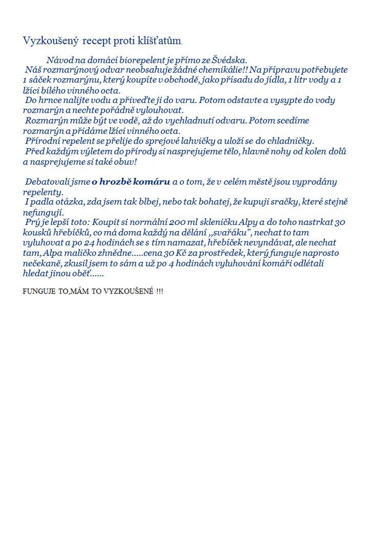 Proti klíšťatům a komárům.doc