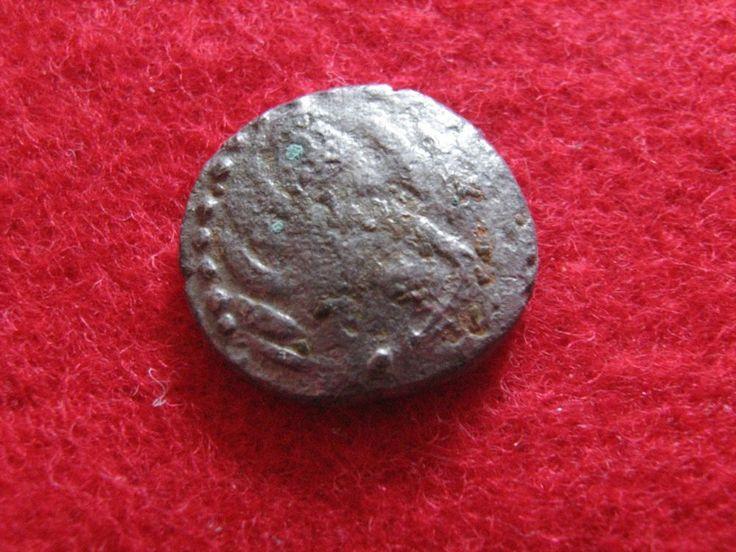 Celtic coins Silver Rare coins Panonijan tribe- 14mm