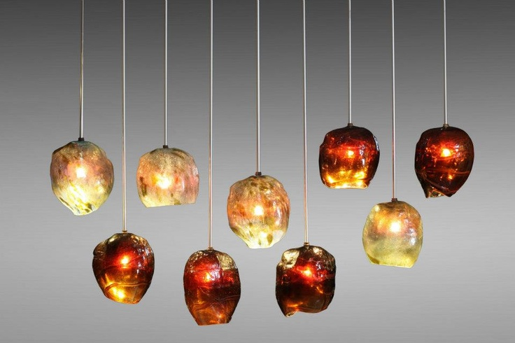 Wonderful pendant lamps from Zaira Collection.