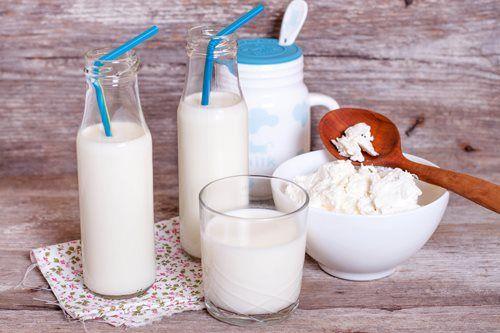 Как заморозить молоко