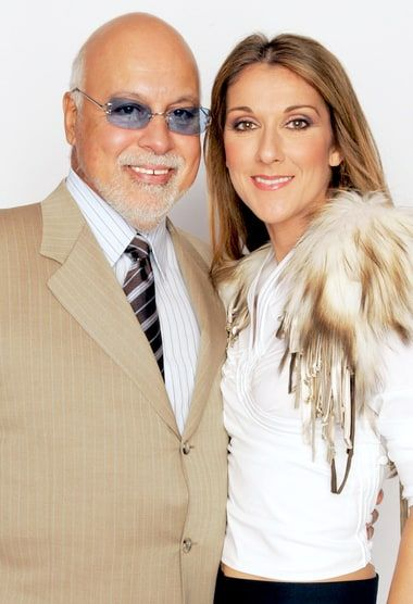 Celine Dion posed with her 14-year-old son, Rene Charles Angelil, in a rare photo, plus see a pic of her twin boys now!
