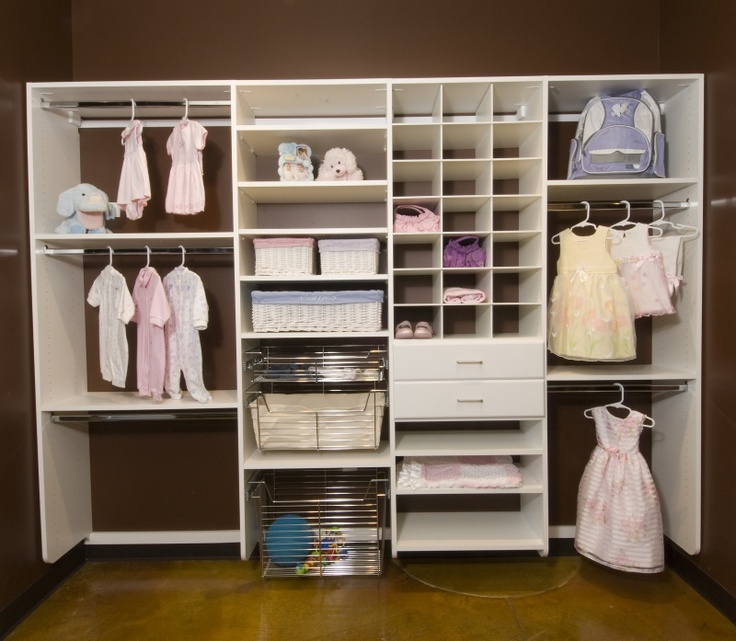 17 best images about kids room closet ideas on pinterest for Closets by design dallas