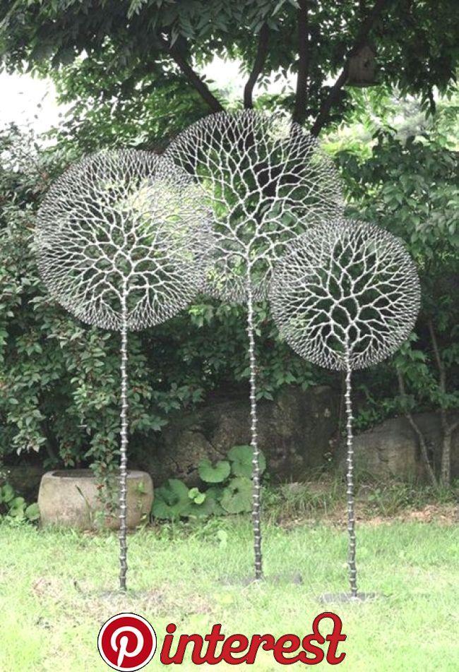 Best 13 Beautiful Diy Garden Art Ideas For Your Backyard This Is