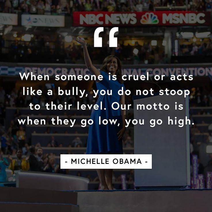 Michelle Obama's speech at the DNC gave us serious chills.