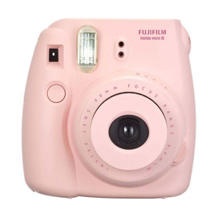 Instax Polaroid Camera Mini 8S by Fujifilm. This cute instax  camera can automatically determines the best brightness for taking a picture.This instax camera sure is easy to use. Instant camera for your every moment. http://www.zocko.com/z/JHClv