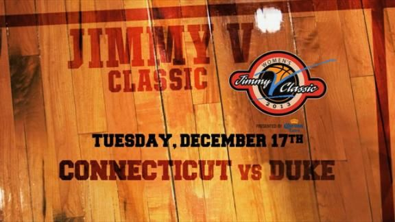 2013 Women's Jimmy V Classic is coming up! We can't wait. Get your tickets now. #JimmyVClassic
