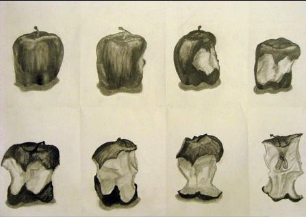 Draw something you can observe and manipulate to create a transformational stages artwork - would do with yr 9-11