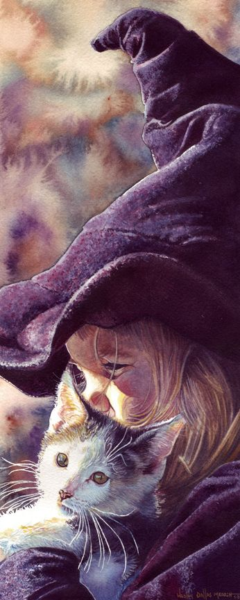"""Magick Wicca Witch Witchcraft: """"The Good #Witch,"""" by Wesley Dallas Merritt, at…"""