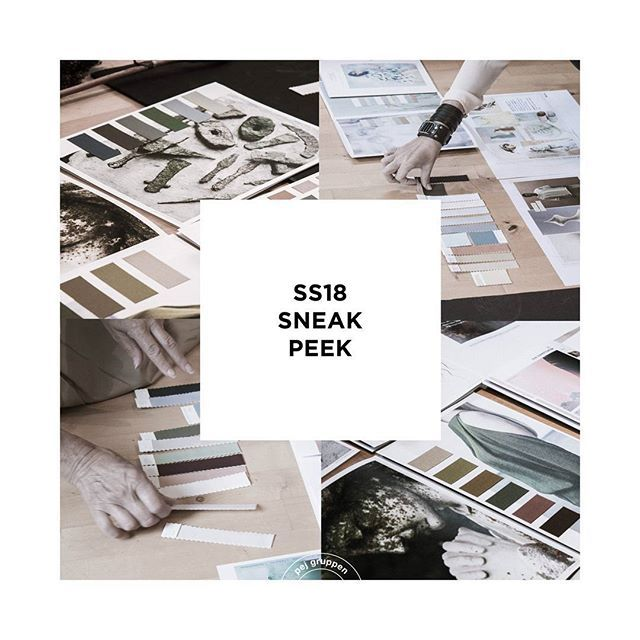 | S N E A K  P E E K |  SS 18 - trend forecast - materials - colours - inspiration  More information about dates, tickets and locations for our SS 18 trend conference in Norway or Denmark at trendstore.dk. #pejgruppen #pejtrend #conference #trends #colours #SS18