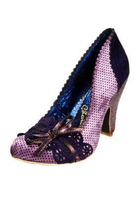 Irregular Choice, MAKE MY DAY - purple/blue