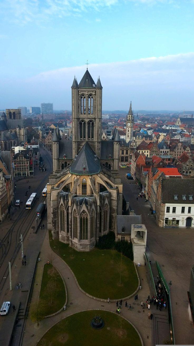 ベルギー観光地めぐり