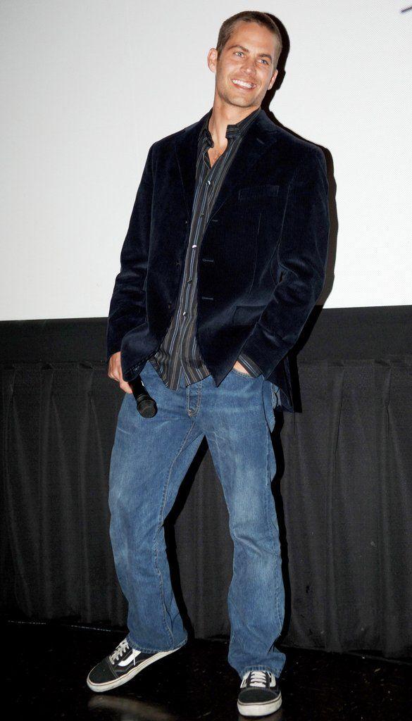 Pictures of Paul Walker | POPSUGAR Celebrity