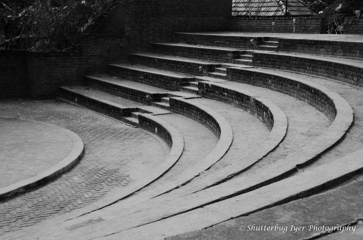 Amphitheatre at Dakshin Chitra