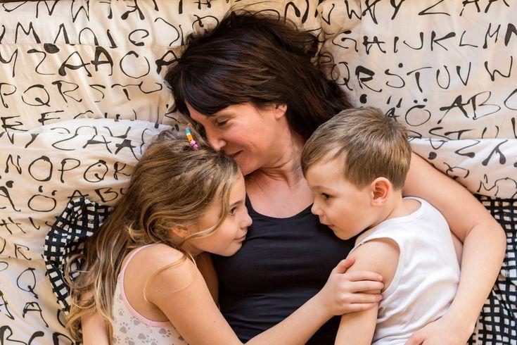 Daran erkennt ein Therapeut eine gute Mutter