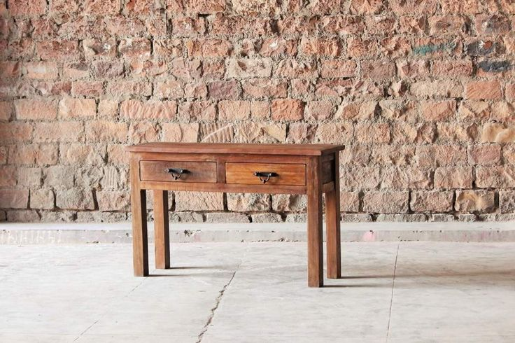 Rustica Upcycled Console Table