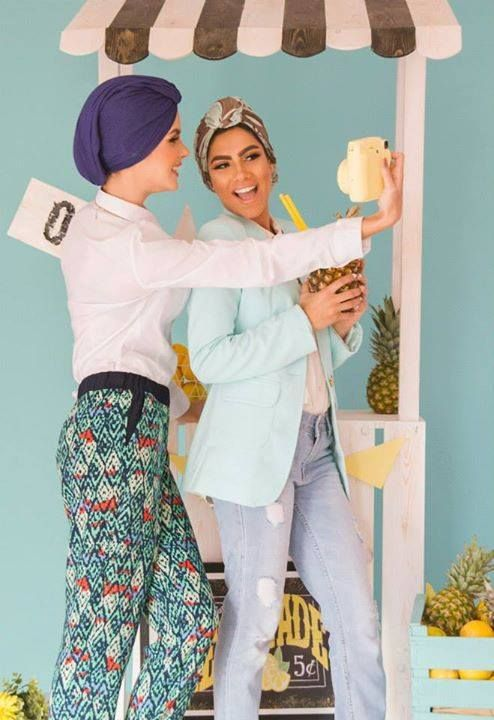 Happy Hijab models - 27dressez outfits