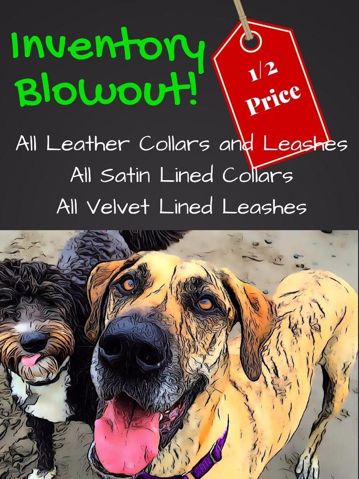 Dog Leashes Black Friday Sale