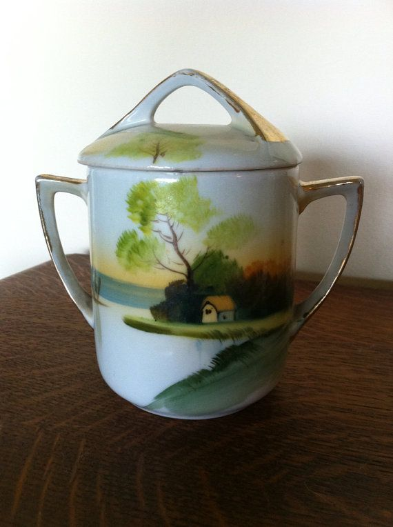 Vintage Honey Pot
