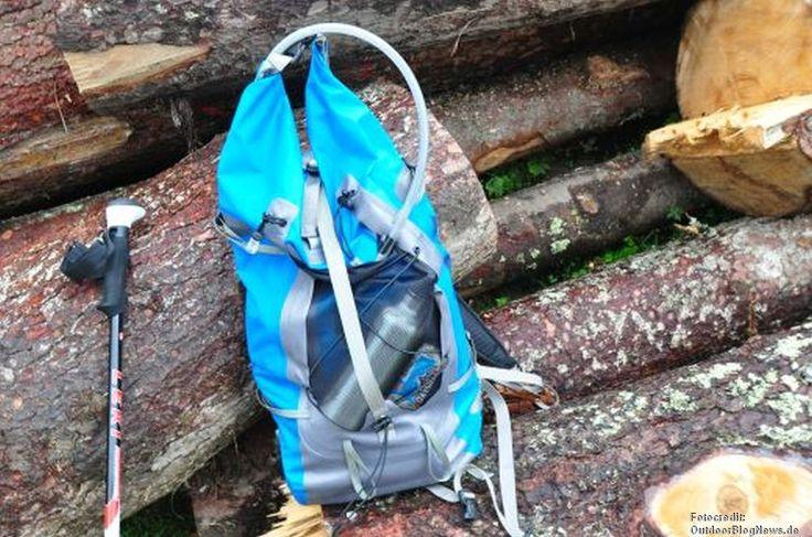 Outdoor Research Drycomp Ridge Sack – Wasserdichter Rucksack für Grammjäger im Review | Ultralight Trekking