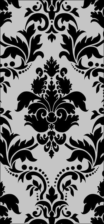 25 best Damask Patterns ideas on Pinterest Free damask