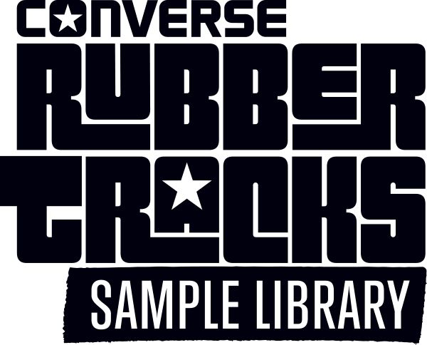 The Converse Rubber Tracks Sample Library is a royalty-free library of one shots, loops and stems recorded at Rubber Tracks.