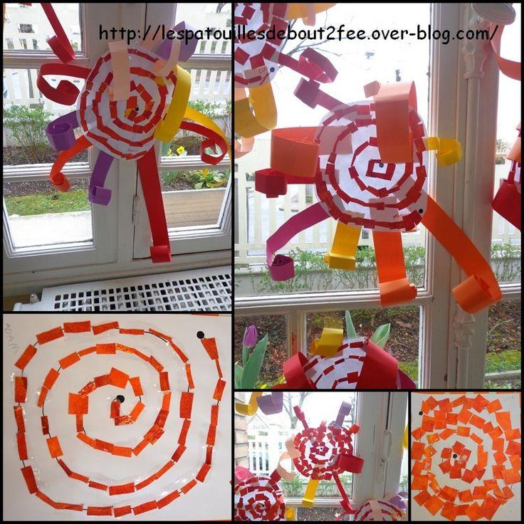 soleil/spirales