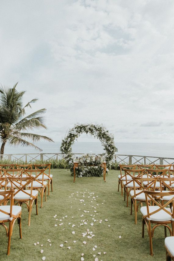 Elegant Bali Destination Wedding At