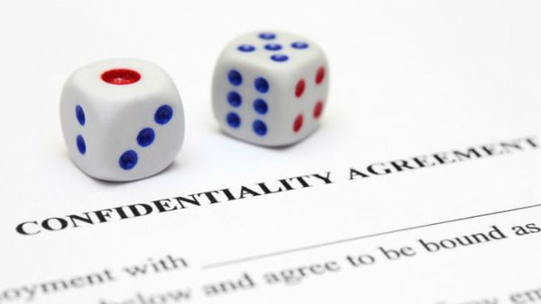 Do non-disclosure agreements between possible partners protect intellectual property?