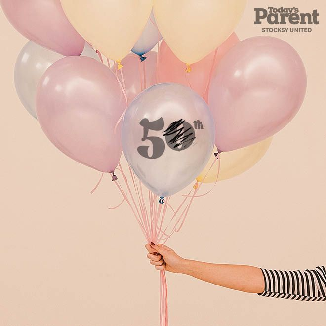 Throw a birthday party on a budget