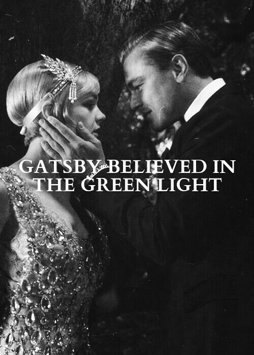 The Great Gatsby..