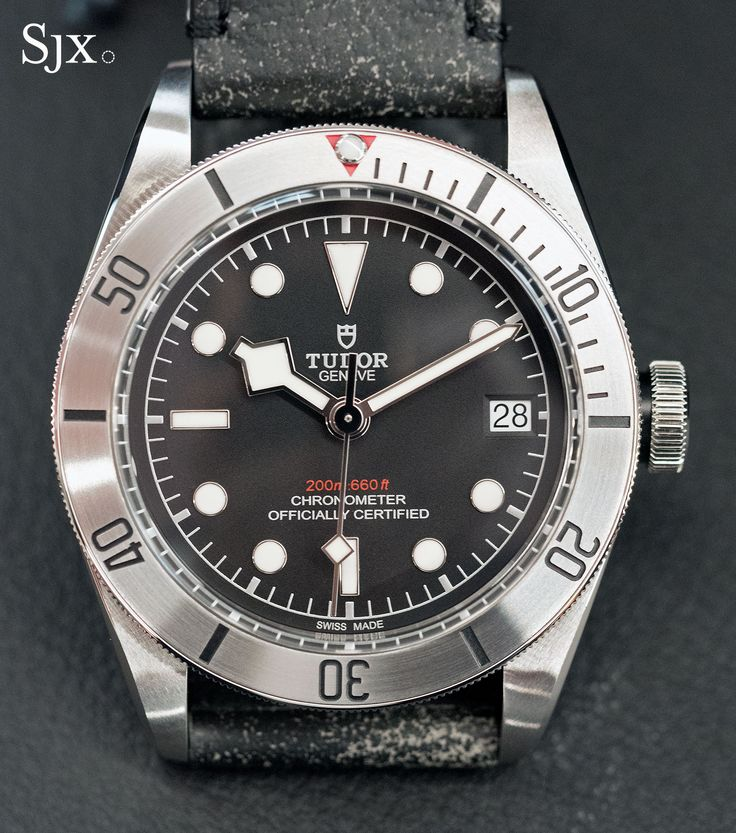 First Look: Tudor Black Bay Steel Ref. 79730 (with Pics, Specs & Price)