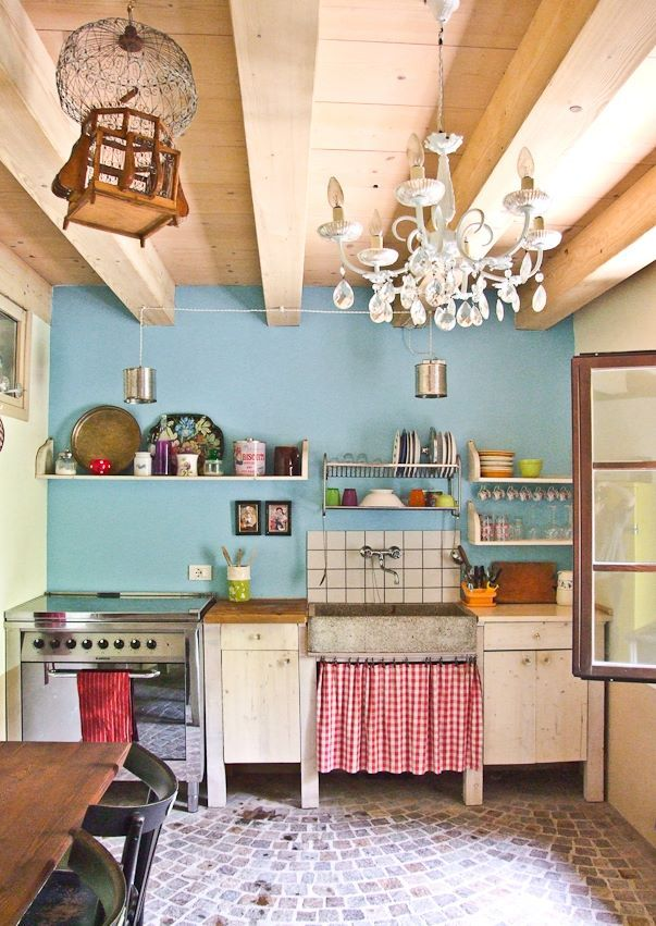 cucina . vintage . style . love