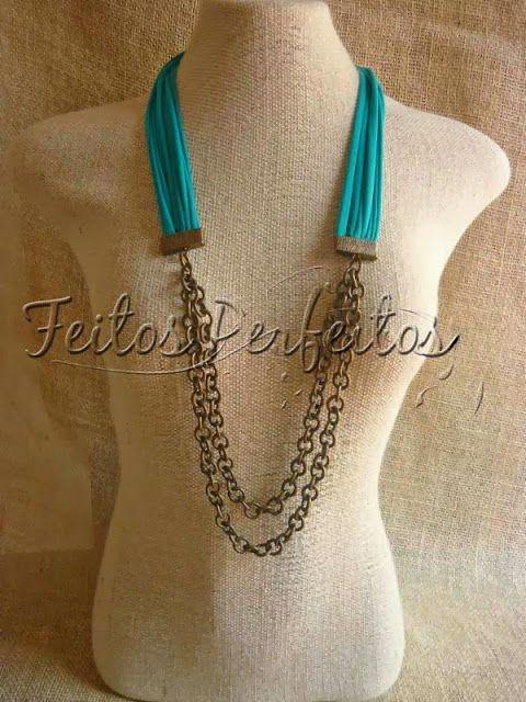 FEITOS PERFEITOS: Ons, Accessories, Favorite Necklaces