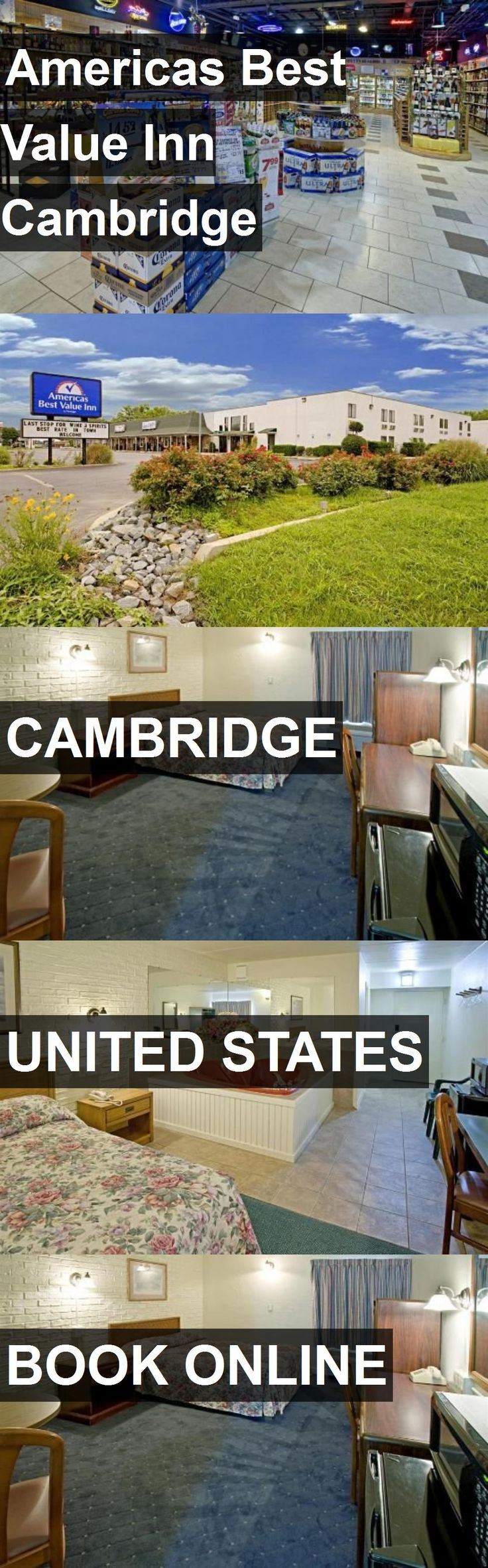 Hotel Americas Best Value Inn Cambridge in Cambridge, United States. For more information, photos, reviews and best prices please follow the link. #UnitedStates #Cambridge #AmericasBestValueInnCambridge #hotel #travel #vacation