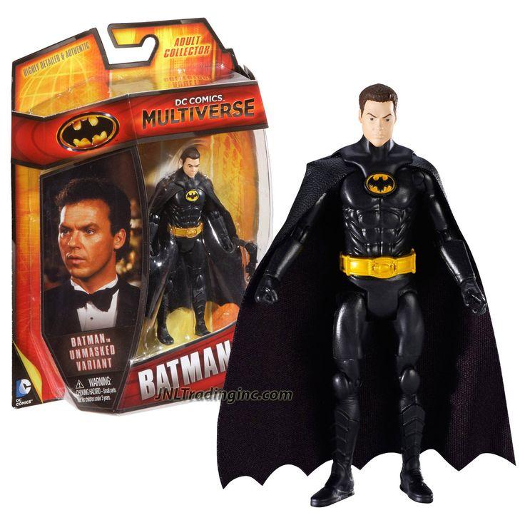 Mattel Dc Comics Multiverse 4 Quot Tall Figure Unmasked
