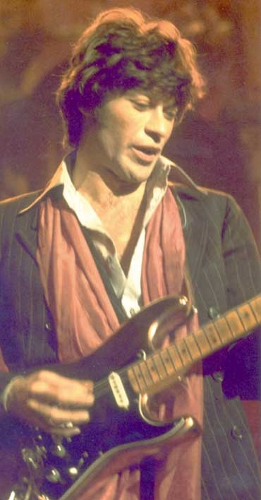 Robbie Robertson. Brilliant song writer of The Weight, Up on Cripple Creek.
