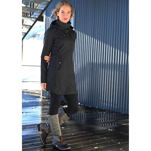 Slimpack Riding Boot by Sorel - The sleek leather boot with a waterproof bottom and fleece insulation to keep you dry and toasty.