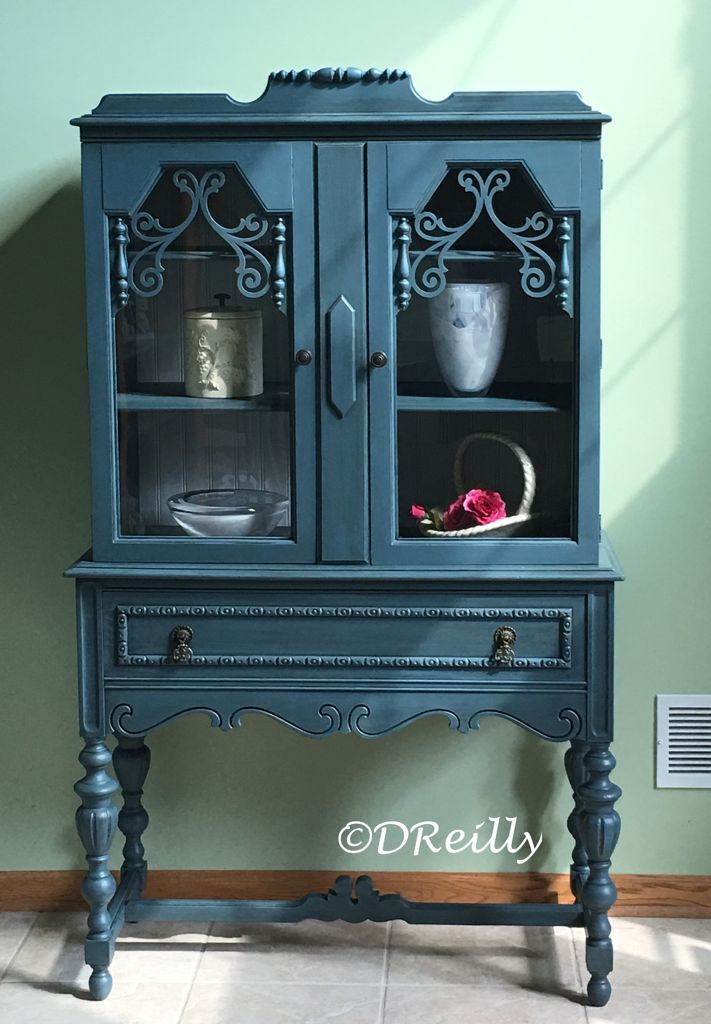How To Use Valspar Antiquing Glaze On Furniture