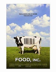 Food, Inc Documentary ONE OF MY FAVES! It'll change your life. Find it on Netflix